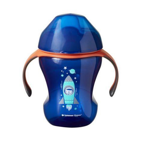 Cana Easy Drink, Tommee Tippee, 260 ml, 6luni+, Albastru