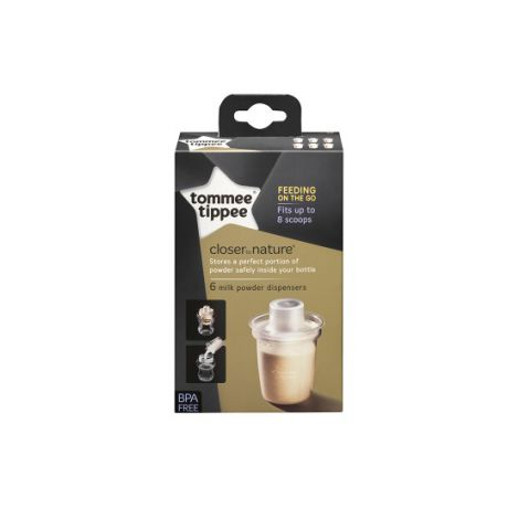 Doza Lapte Praf, Tommee Tippee, 6 buc