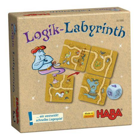 Puzzle Haba, Labirintul Magic, 6luni+ imagine