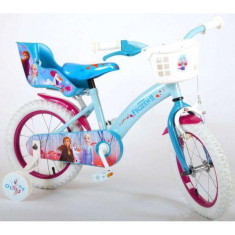 Bicicleta e-l frozen 14