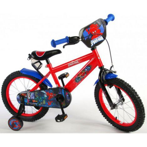 Bicicleta e-l spiderman 16