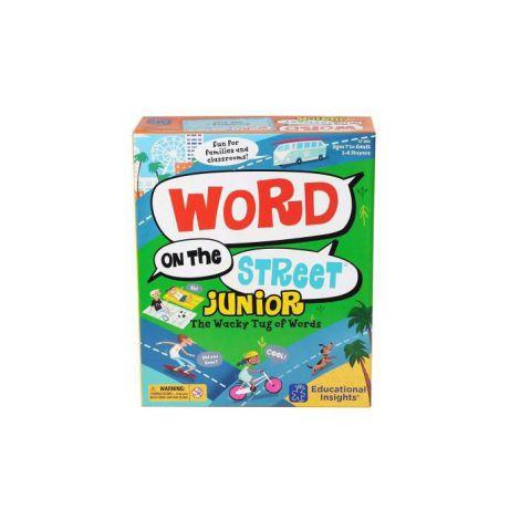 Joc - cursa cuvintelor junior