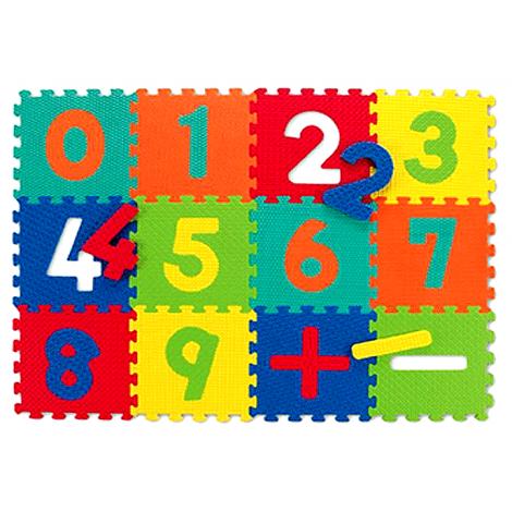 Covoras copii puzzle din spuma numere