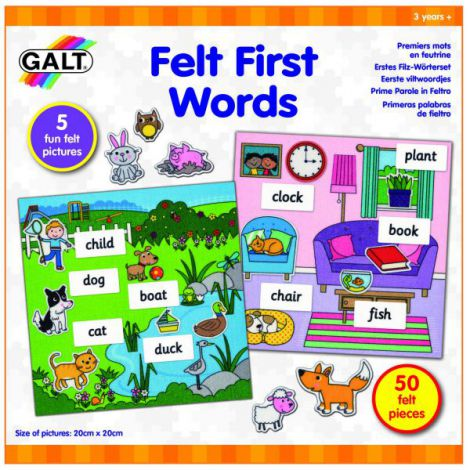 Joc - primele cuvinte in limba engleza