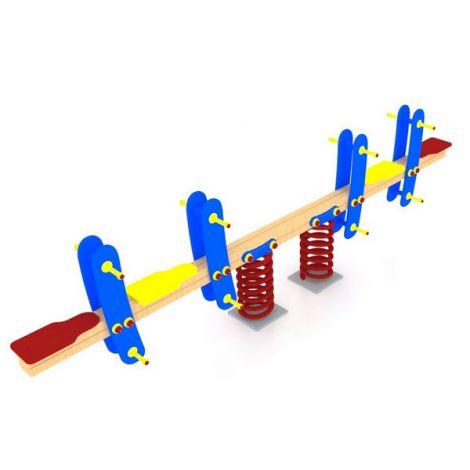 Balansoa Pe Arcuri Cu 4 Locuri imagine