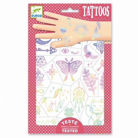 Tatuaje Djeco Simboluri