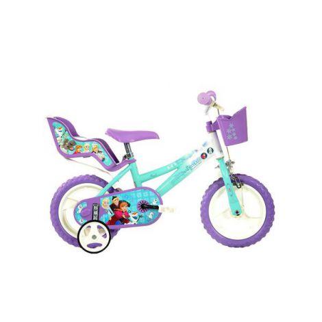 Bicicleta copii 12 - frozen