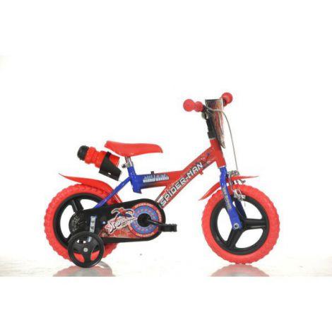 Bicicleta copii 12 spiderman