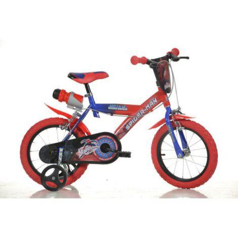 Bicicleta Copii 14 Spiderman imagine