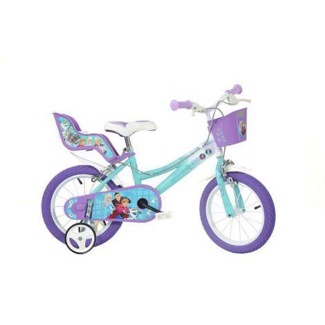 Bicicleta Copii 14 - Frozen imagine