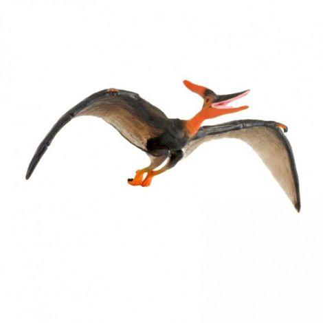 Figurina dinozaur Pteranodon pictata manual scara 1:40 Deluxe Collecta