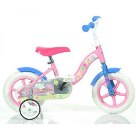 Bicicleta copii 10 - purcelusa peppa