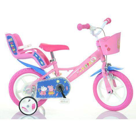 Bicicleta copii 12 - purcelusa peppa