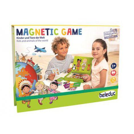 Joc magnetic Imbraca personajele
