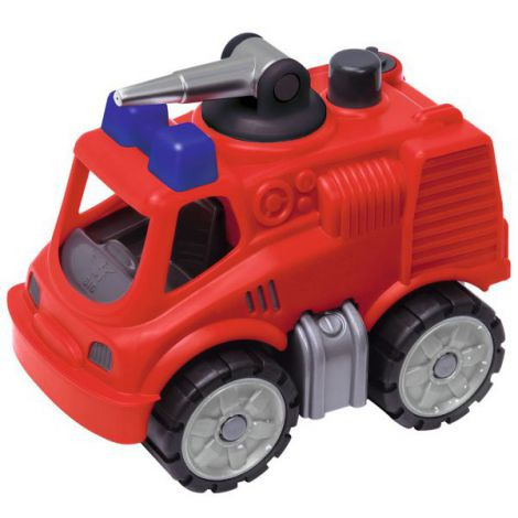 Masina De Pompieri Big Power Worker Mini Fire Truck imagine