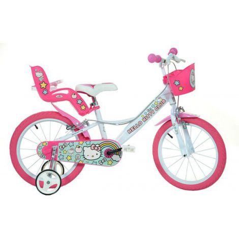 Bicicleta Copii 16 Hello Kitty imagine