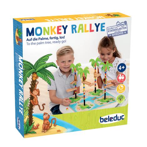 Joc pentru dezvoltarea indemanarii Cursa Maimutelor