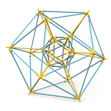 Set De Construit Flexistix 507 Piese imagine