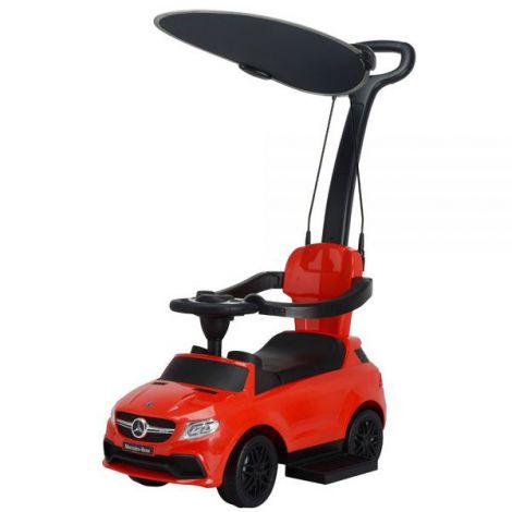 Masinuta De Impins Cu Maner Si Copertina Chipolino Mercedes Amg Gle 63 Red imagine