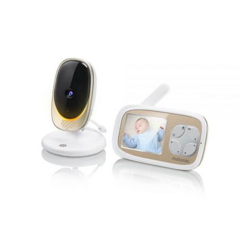 Video Monitor Digital + Wi-Fi Motorola Comfort40 Connect