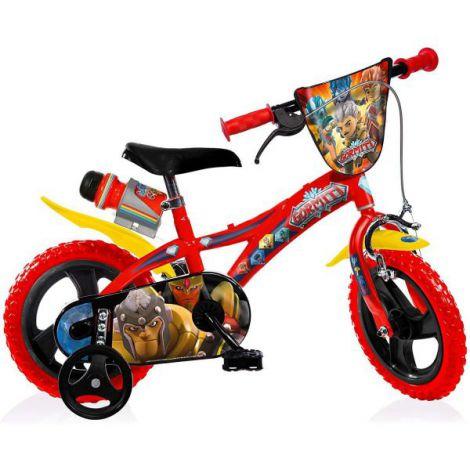 Bicicleta copii 12 - gormiti