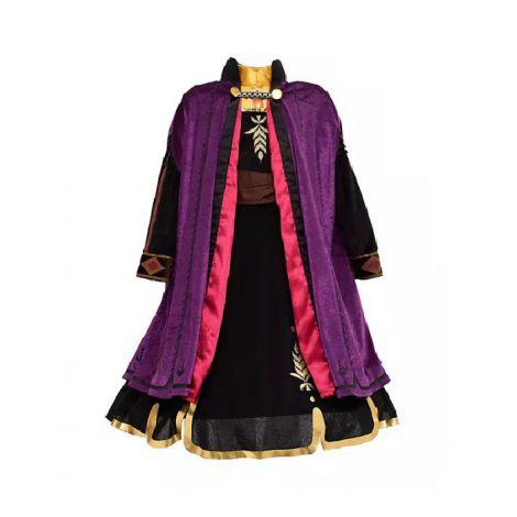 Costum anna 4-5 ani - marimea 158 cm