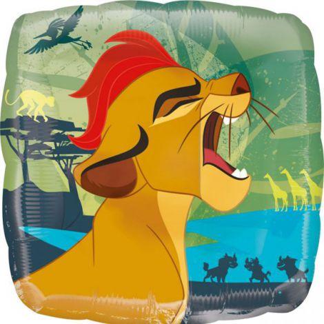 Balon Folie Lion King 23 Cm - Marimea 128 Cm imagine