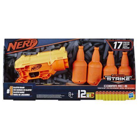 Blaster Nerf Alpha Strike Cobra Rc 6 Tgt