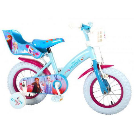 Bicicleta e-l disney frozen 12 inch