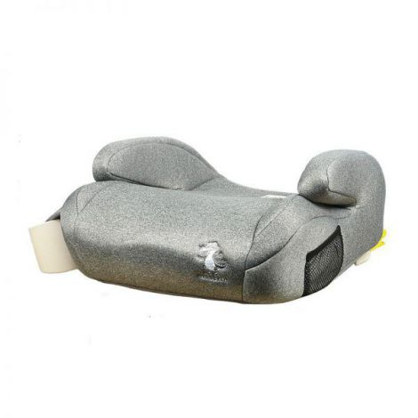 Inaltator auto ISOFIX Hero Crocodile Grey