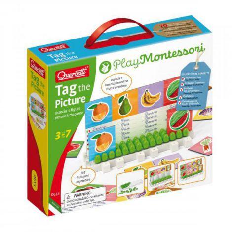 Joc Alege Fotografia Montessori
