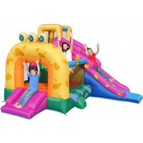 Spatiu de joaca gonflabil pentru copii Friends HappyHop