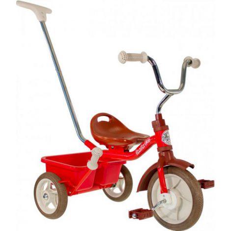 Tricicleta copii passenger champion rosie