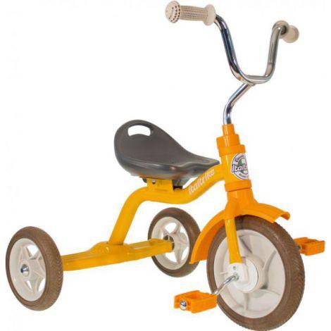 Tricicleta copii super touring champion galbena