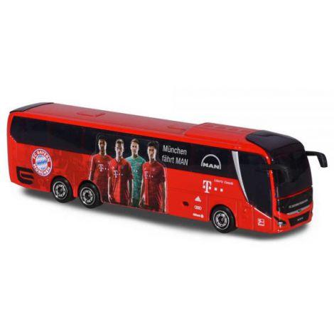 Autobuz FC Bayern Munchen Majorette MAN Lion\'s Coach L Supreme Teambus 2019-2020