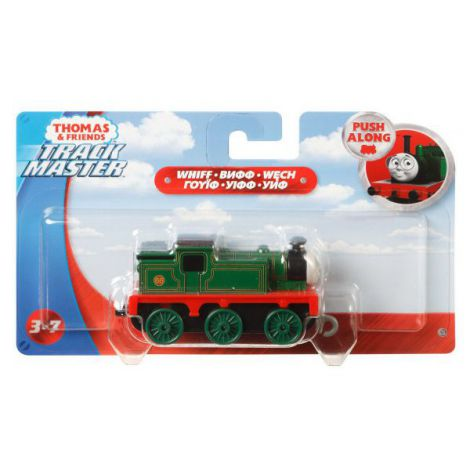 Thomas Locomotiva Cu Vagon Push Along Whiff