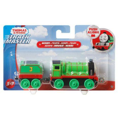 Thomas Locomotiva Cu Vagon Push Along Henry