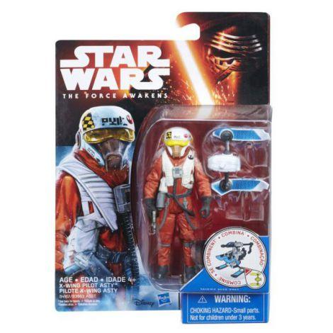 Figurina Snowdesert Starwars Episodul Vii Pilot Xwing