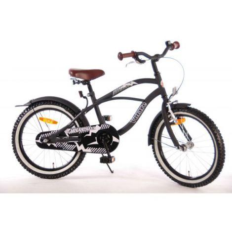 Bicicleta e-l black cruiser 18 inch