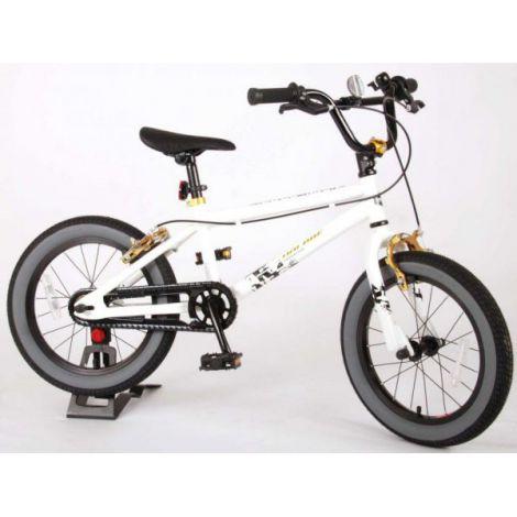 Bicicleta E-L Cool Rider 16 Inch Alba imagine