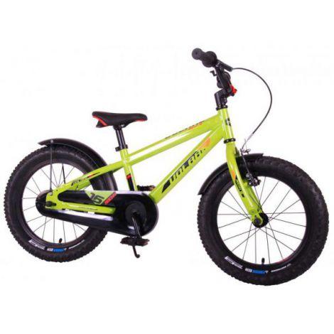 Bicicleta e-l rocky 16 inch verde