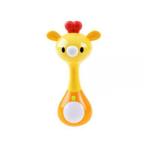 Zornaitoare Girafa Cu Sunete Si Lumini