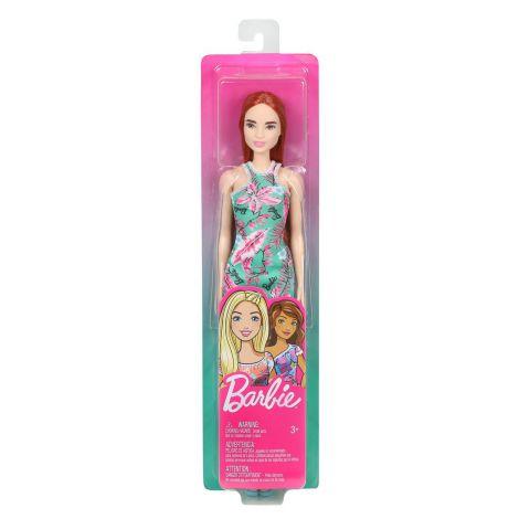 Papuasa Barbie Roscata Cu Tinuta Lejera