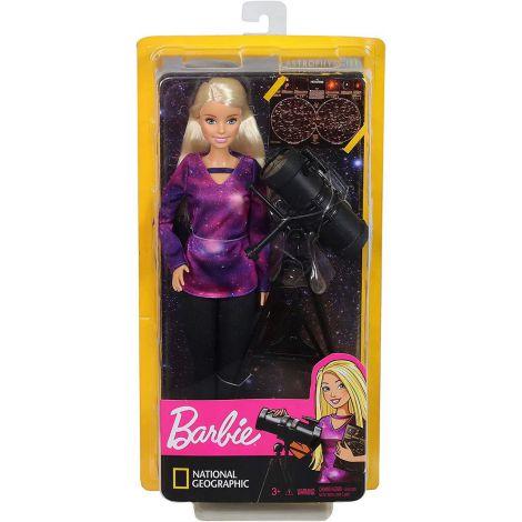 Papusa Barbie National Geographic Astrofizician