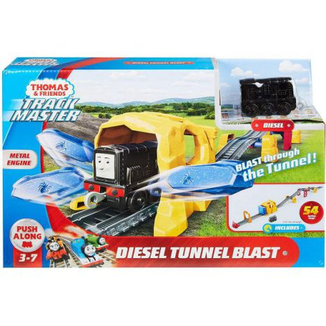 Thomas Set Motorizat Tunelul