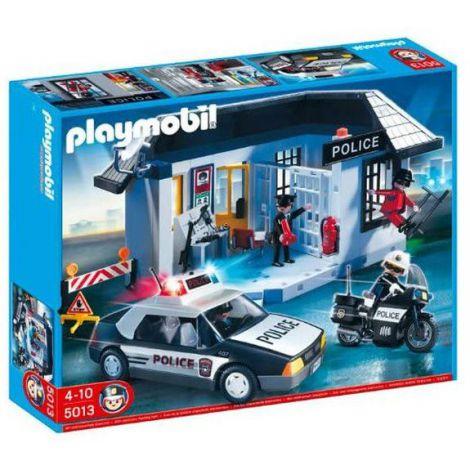 Set De Politie Complet Echipat (5013) Playmobil imagine