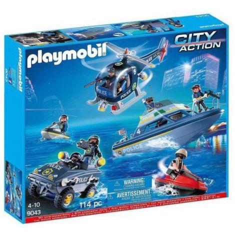 Vehicule de politie (9043) Playmobil