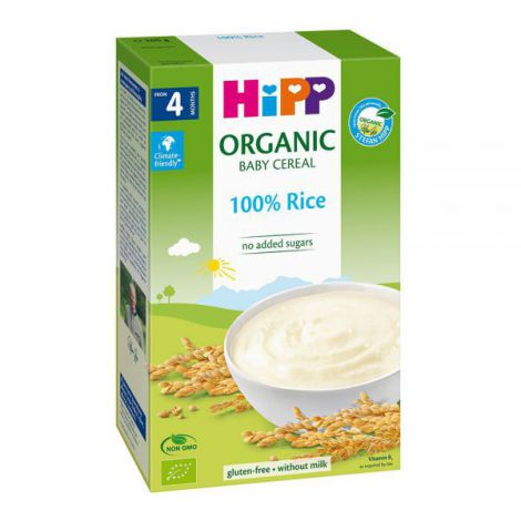 Cereale HiPP - orez 200g