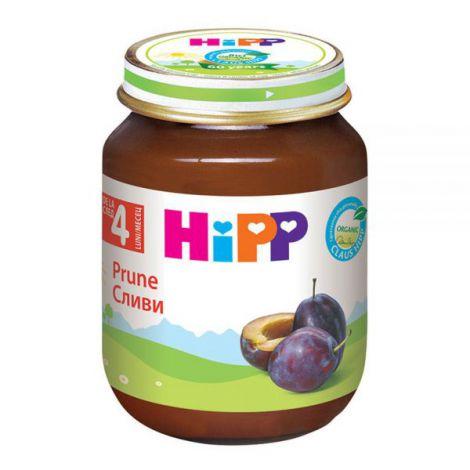 Piure HiPP prune 125g