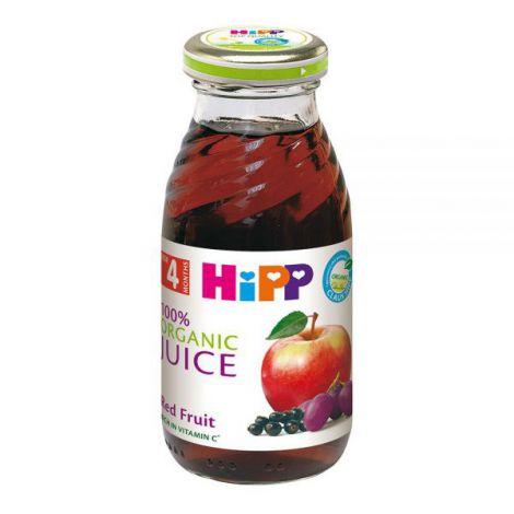 Suc HiPP de fructe rosii 200ml